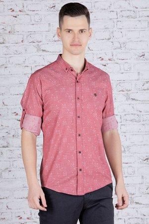 рубашка              17.2334-BORDO