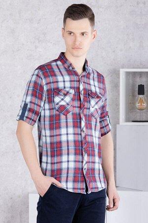 рубашка              17.2307-BORDO