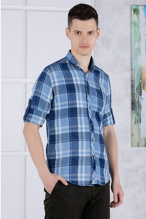 рубашка              17.2306-INDIGO
