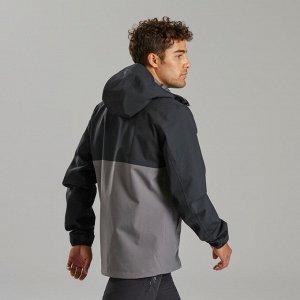 Куртка водонепроницаемая для горных походов мужская MH150 QUECHUA