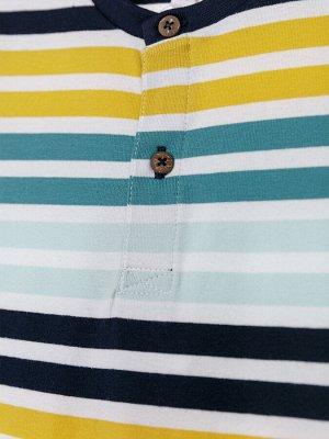 Песочник Состав: 95% хлопок, 5% эластан  Цвет: синий, зеленый, жёлтый, белый  Год: 2021 *Песочник трикотажный *высокое содержание хлопка 95% *эластан придает дополнительный комфорт при носке *заст