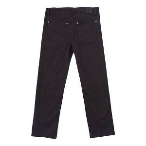 Джинсы Состав: 98% хлопок, 2% эластан  Цвет: коричневый  Год: 2021 Классические 5-ти карманные брюки выполнены из натурального хлопка. Модель со шлевками, при необходимости можно использовать ремень.
