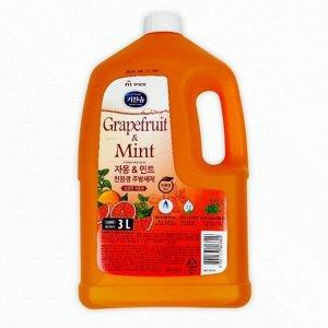 Жидкость для мытья посуды «Mukunghwa» (с ароматом грейпфрута и душистых трав) канистра с закручивающейся крышкой 3 л /