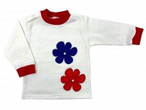 Рубашечка Футер 100% хлопок100 % х/б, футер