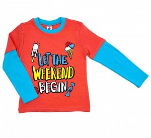 Лонгслив Интерлок 100% хлопокТрикотажная футболка - лонгслив с длинным рукавом без манжета свободного покроя. Подойдет для прогулок в прохладную летнюю погоду или в межсезонье.