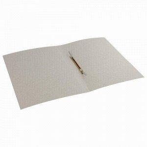 Скоросшиватель картонный STAFF, гарантированная плотность 310 г/м2, до 200 листов, 121119
