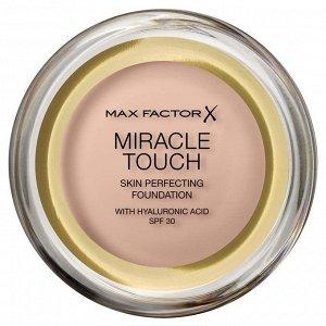 .Макс  Фактор   крем-пудра MIRACLE TOUCH  №75 Golden