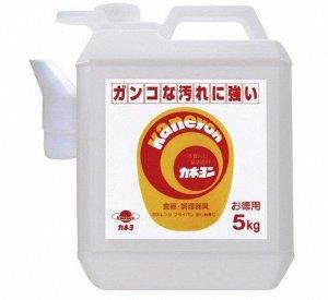 Крем чистящий для кухни «Kaneyon» (без аромата)  5 кг / 3