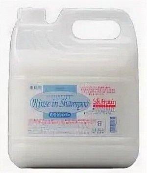 """Шампунь-кондиционер 2 в 1 """"Wins Rinse in Shampoo"""" с кератином, коллагеном и липидурами 4000 мл / 4"""