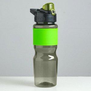 Бутылка для воды 600 мл, 6.8х24.5 см