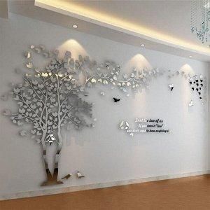 Панно на стену декоративное 2х4 м