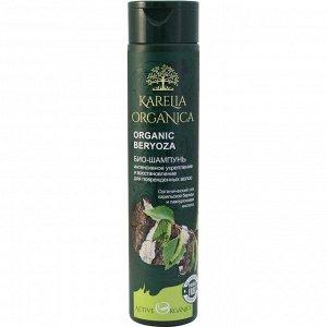 Фратти KARELIA ORGANICA Био-шампунь Organic BERYOZA Интенсивное укрепление и восстановление 0310 мл