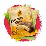 Протеиновое печенье FitKit Protein cake, 70 г - 1 шт