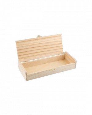 """Деревянная заготовка """"Коробка"""" 4.5*10*25 см Mr.Carving"""