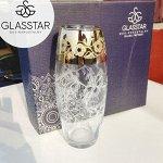 "Ваза Glasstar ""Климатис"" / 265 мм"