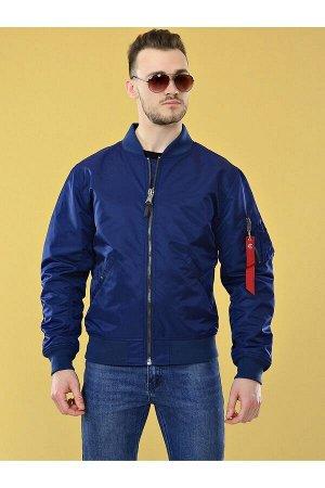 Мужская куртка S.M.N 01 Синий