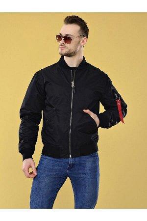 Мужская куртка S.M.N 01 Черный