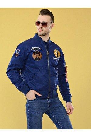 Мужская куртка S.M.N 05 Синий