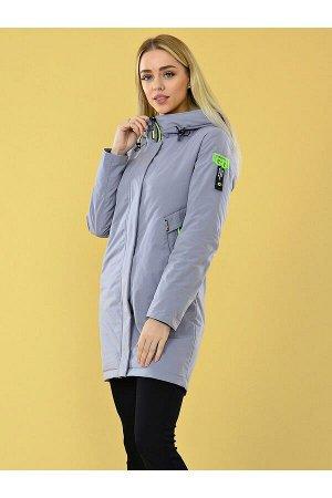 Женское пальто Grace Snow 5122_016 Сирень