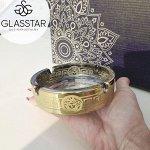 "Пепельница Glasstar ""Версаль"" / 1 шт. 110 мм"