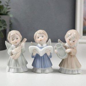 """Сувенир под фарфор """"Ангелы"""""""