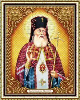 Алмазная живопись - мозаика Святитель Лука