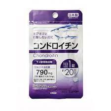 Хондроитин (790 мг) Япония. 20 дней