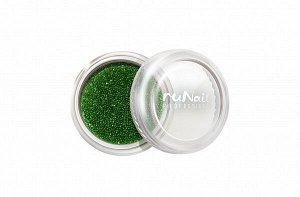 Дизайн для ногтей: бульонки (цвет: ярко-зеленый