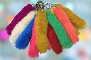 Брелок-игрушка Хвостик меховой