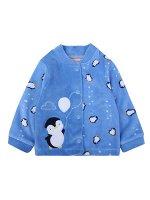 Кофта для детей (голубой)
