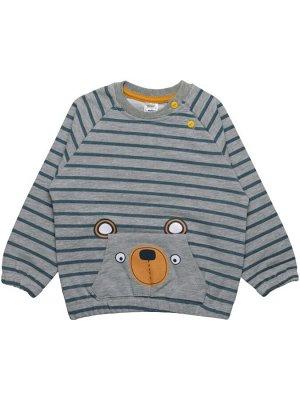 Кофта для детей (серый (мал))