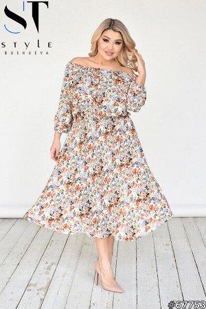 Платье 67753