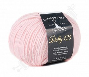 DOLLY 125 (005) светло-розовый