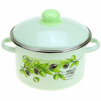 Домашняя мода — любимая хозяйственная, посуда — Посуда-Эмалированная посуда - 2