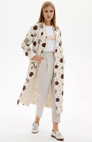 Пальто ( размеры 42 Молочный;  44 Молочный;  46  Молочный;  48 Молочный;  50 Молочный;)