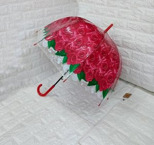 Зонт-трость из поливинила