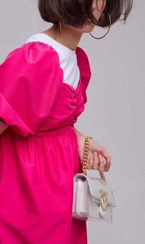 Комплект : платье  +  футболка  2476