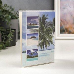 """Фотоальбом на 36 фото """"Пляж"""" 10*15см"""