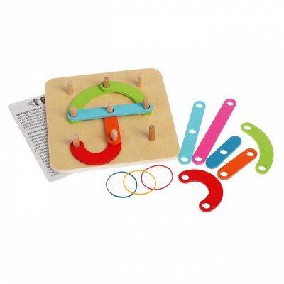 Развивающие игрушки от Симы — Геоборды — Развивающие игрушки