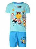 Футболка и шорты для мальчиков арт. ММ 005-29