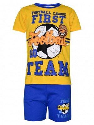 Футболка и шорты для мальчиков арт. ММ 005-30