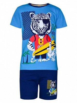 Футболка и шорты для мальчиков арт. ММ 005-31