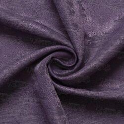 Комплект штор фиолетового оттенка: 2 шторы по 150 см