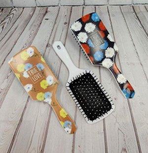 Щетка-массажка для волос