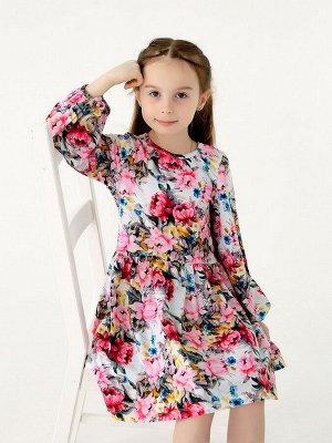 Платье Моана MAX розы
