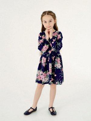 Платье Моана MAX синий