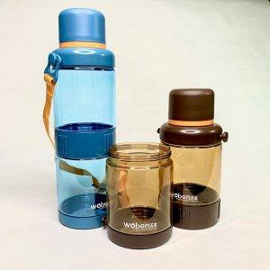 Бутылка для воды модульная 1,5 л Trust