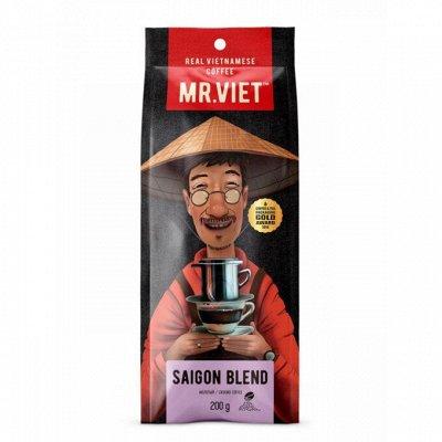 Мир КОФЕ ЧАЯ ШОКОЛАДА! Низкие Цены! Быстрая Раздача! — Mr. Viet Вьетнамский кофе — Кофе и кофейные напитки