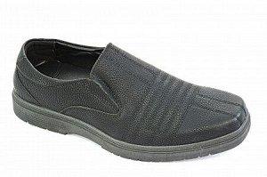 Туфли К114 черн
