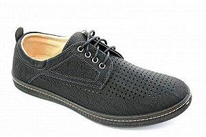 Туфли L20-8А черн